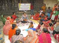 SHG group meeting